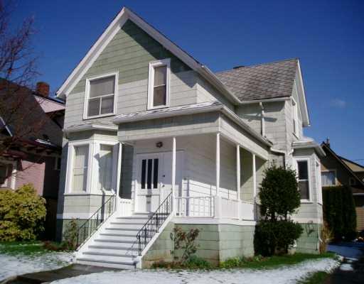 Main Photo: 327 PINE Street in New Westminster: Queens Park House for sale : MLS(r) # V622688