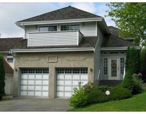 Main Photo: 3312 ABBEY LN in Coquitlam: Park Ridge Estates House for sale : MLS(r) # V553675