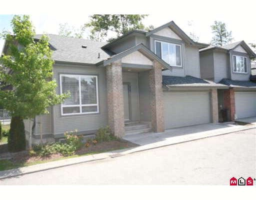 "Main Photo: 25 6116 128TH Street in Surrey: Panorama Ridge Townhouse for sale in ""PANORAMA PLATEAU GARDENS"" : MLS® # F2912961"
