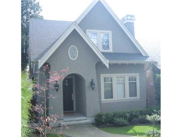 Main Photo: 3692 W 37TH Avenue in Vancouver: Dunbar House for sale (Vancouver West)  : MLS® # V850252