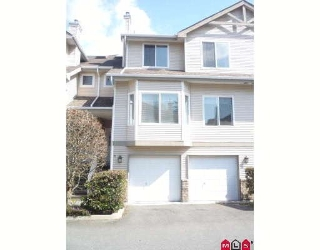 "Main Photo: 6 20750 TELEGRAPH Trail in Langley: Walnut Grove Townhouse for sale in ""HERITAGE GLEN"" : MLS® # F2907974"