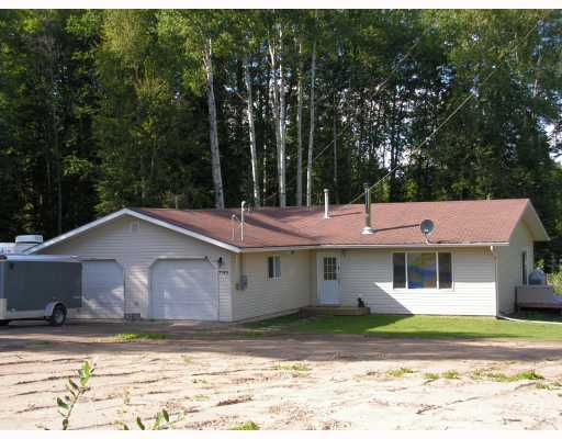 "Main Photo: 2940 ALICE Drive in Prince_George: Hobby Ranches House for sale in ""HOBBY RANCHES"" (PG Rural North (Zone 76))  : MLS®# N194963"