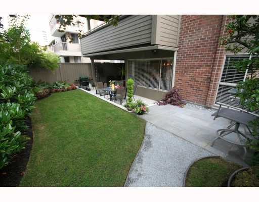 Main Photo: 103 1777 W 13TH Avenue in Vancouver: Fairview VW Condo for sale (Vancouver West)  : MLS(r) # V786085