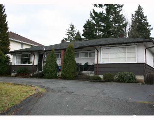 Main Photo: 662 CLARKE Road in Coquitlam: Coquitlam West House 1/2 Duplex for sale : MLS® # V809870
