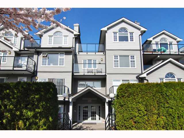 Main Photo: 203 833 W 16TH Avenue in Vancouver: Fairview VW Condo for sale (Vancouver West)  : MLS® # V817272
