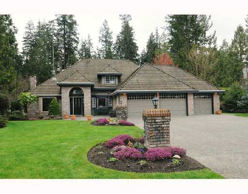 "Main Photo: 8 23100 129TH Avenue in Maple_Ridge: East Central House for sale in ""CEDAR RIDGE ESTATES"" (Maple Ridge)  : MLS® # V721804"