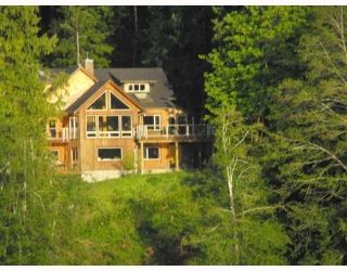 "Main Photo: 5954 TILLICUM BAY Road in Sechelt: Sechelt District House for sale in ""TILLICUM BAY"" (Sunshine Coast)  : MLS®# V767162"