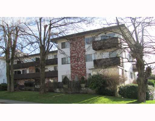 "Main Photo: 209 910 5TH Avenue in New Westminster: Uptown NW Condo for sale in ""GROSVENOR COURT"" : MLS® # V805895"