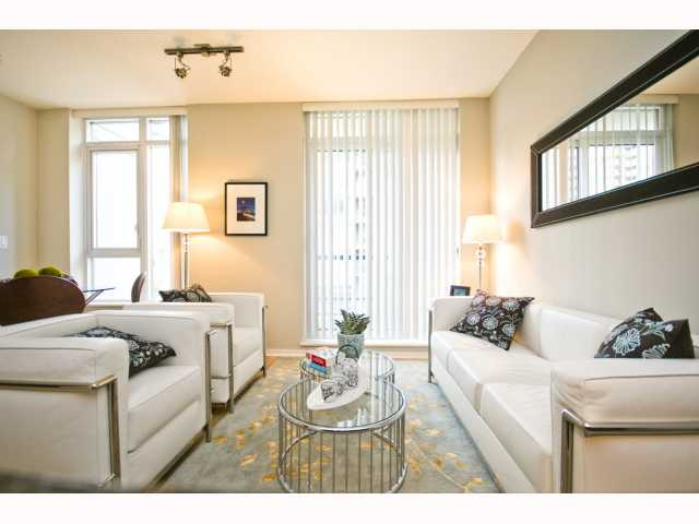 "Main Photo: 508 1001 HOMER Street in Vancouver: Downtown VW Condo for sale in ""THE BENTLEY"" (Vancouver West)  : MLS® # V817106"