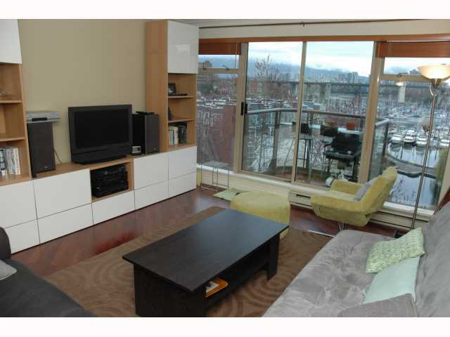 "Photo 2: 543 1515 W 2ND Avenue in Vancouver: False Creek Condo for sale in ""ISLAND COVE"" (Vancouver West)  : MLS(r) # V817567"