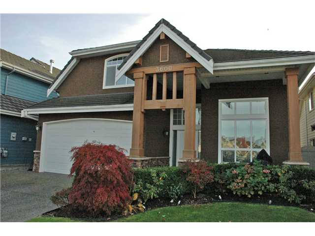 Main Photo: 3600 SEMLIN Drive in Richmond: Terra Nova House for sale : MLS(r) # V861236