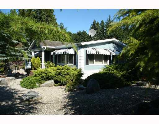Main Photo: 5647 CREEKSIDE Place in Sechelt: Sechelt District House for sale (Sunshine Coast)  : MLS® # V716528