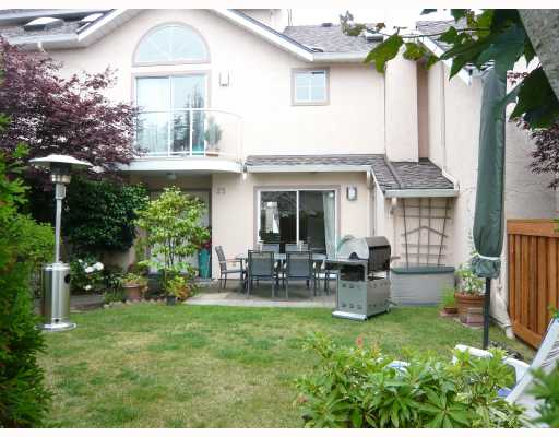 "Main Photo: 25 12438 BRUNSWICK Place in Richmond: Steveston South Townhouse for sale in ""BRUNSWICK GARDENS"" : MLS®# V725807"