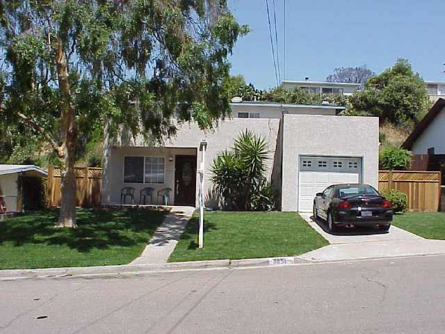 Main Photo: SAN DIEGO Residential for sale : 4 bedrooms : 3851 MARRON STREET