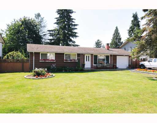 Main Photo: 1654 MANNING Avenue in Port_Coquitlam: Glenwood PQ House for sale (Port Coquitlam)  : MLS® # V780357