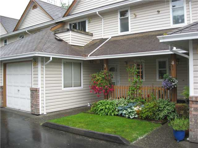 "Main Photo: 3 20699 120B Avenue in Maple Ridge: Northwest Maple Ridge Townhouse for sale in ""GATE WAY"" : MLS® # V835963"