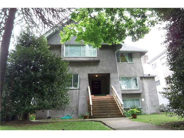 Main Photo: 2386 W 3RD Avenue in Vancouver: Kitsilano Home for sale (Vancouver West)  : MLS® # V856895