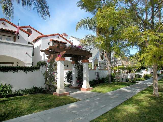 Main Photo: CORONADO VILLAGE Home for sale or rent : 3 bedrooms : 242 C in CORONADO