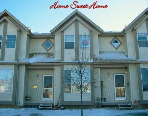 Main Photo:  in CALGARY: Shawnessy Townhouse for sale (Calgary)  : MLS® # C3246882