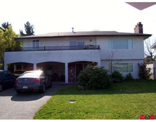 Main Photo: 2119 LONSDALE Crescent in Abbotsford: Abbotsford West House for sale : MLS® # F2910243