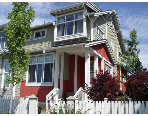 Main Photo: 4 12300 ENGLISH Avenue in Richmond: Steveston South Townhouse for sale : MLS® # V774489