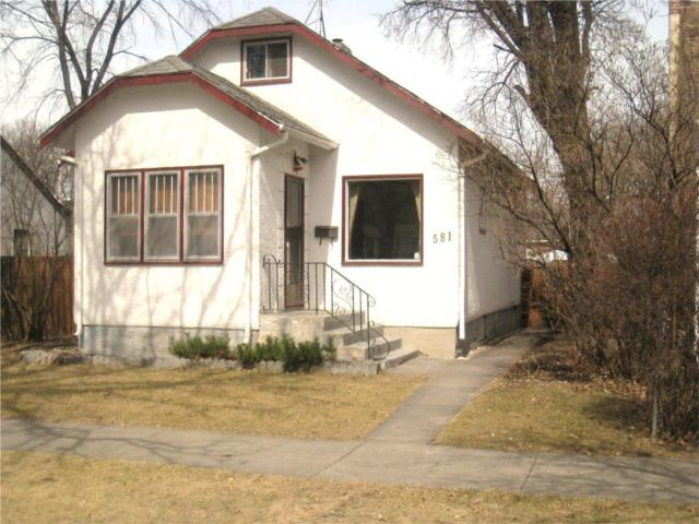 Main Photo: 581 Tremblay Street in WINNIPEG: St Boniface Residential for sale (South East Winnipeg)  : MLS(r) # 1005743