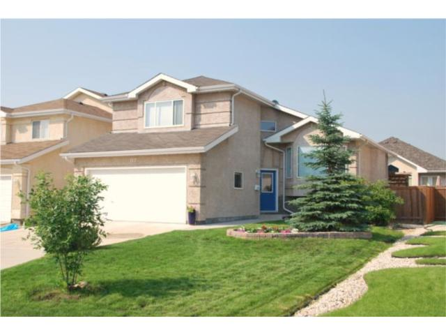Main Photo: 117 STRONGBERG Drive in WINNIPEG: North Kildonan Residential for sale (North East Winnipeg)  : MLS® # 1012829