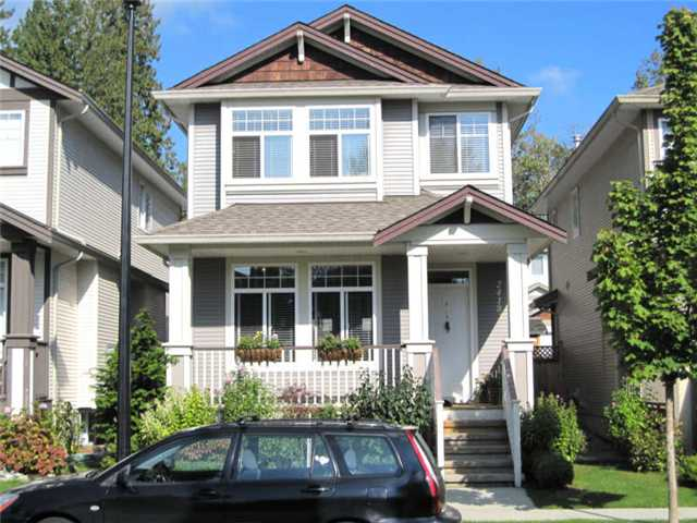 "Main Photo: 24183 102B Avenue in Maple Ridge: Albion House for sale in ""HOMESTEAD"" : MLS® # V853805"