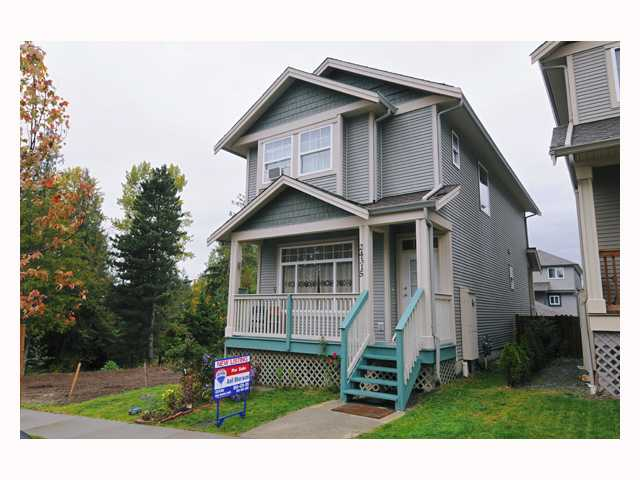 "Main Photo: 24315 101A Avenue in Maple Ridge: Albion House for sale in ""CASTLE BROOK"" : MLS® # V792766"