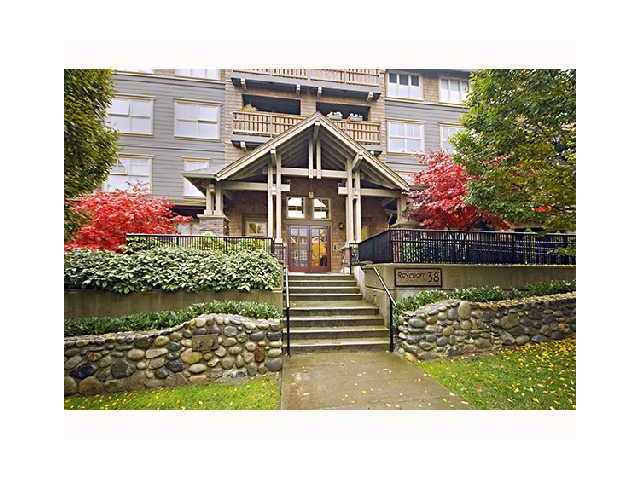 "Main Photo: 110 38 SEVENTH Avenue in New Westminster: GlenBrooke North Condo  in ""ROYCROFT"" : MLS® # V831849"