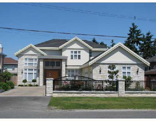 Main Photo: 6431 BASSETT Road in Richmond: Granville House for sale : MLS® # V775290