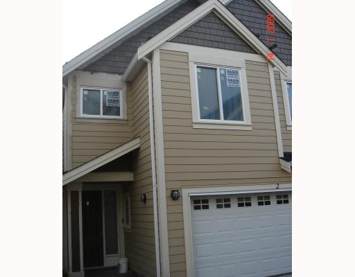 "Main Photo: 2 5280 WILLIAMS Road in Richmond: Steveston North Townhouse for sale in ""HOLLY VILLAS"" : MLS® # V777439"