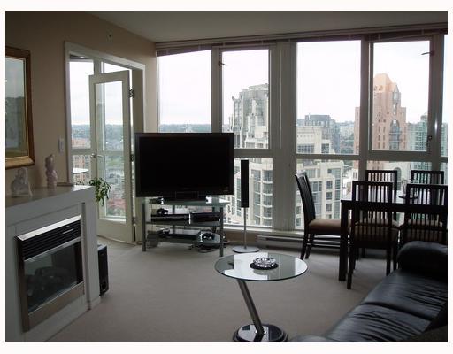 "Main Photo: 2506 1199 SEYMOUR Street in Vancouver: Downtown VW Condo for sale in ""BRAVA"" (Vancouver West)  : MLS® # V727357"