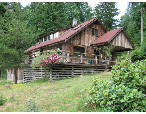 "Main Photo: 593 SHAWANABE Road in Gambier_Harbour: Gambier Island House for sale in ""NEW BRIGHTON"" (Islands-Van. & Gulf)  : MLS(r) # V730754"
