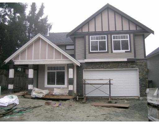 "Main Photo: 24388 104TH Ave in Maple Ridge: Albion House for sale in ""CALEDON LANDING"" : MLS®# V629027"