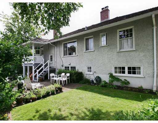 Photo 10: 1149 DEVONSHIRE in Vancouver: Shaughnessy House for sale (Vancouver West)  : MLS® # V752311