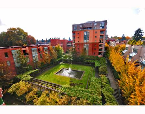 "Main Photo: 603 518 W 14TH Avenue in Vancouver: Fairview VW Condo for sale in ""PACIFICA"" (Vancouver West)  : MLS®# V765342"