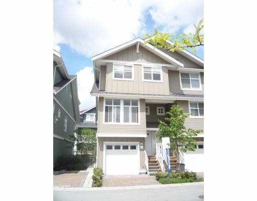 Main Photo: 15 935 EWEN Avenue in New_Westminster: Queensborough Townhouse for sale (New Westminster)  : MLS(r) # V767012