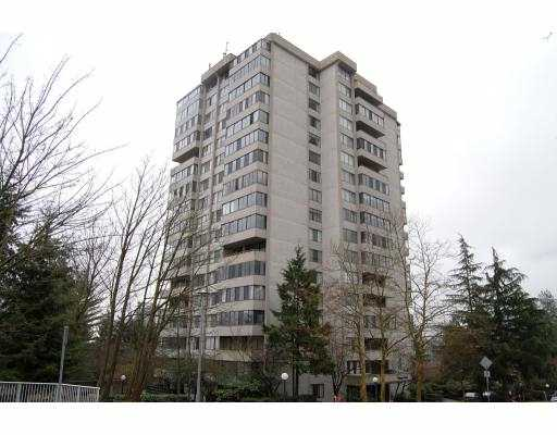 "Main Photo: 1601 2020 BELLWOOD Avenue in Burnaby: Brentwood Park Condo for sale in ""VANTAGE POINT"" (Burnaby North)  : MLS(r) # V808218"