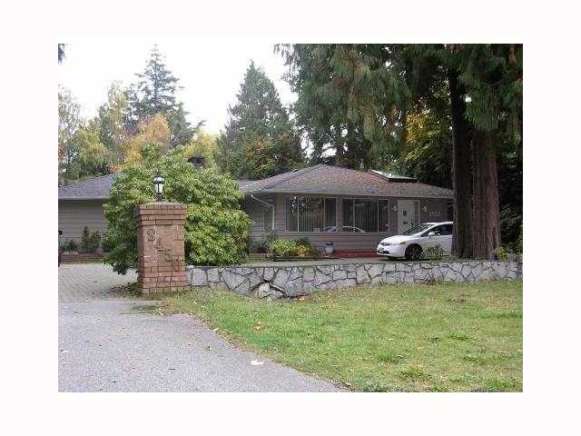 Main Photo: 8450 ANGUS Drive in Vancouver: S.W. Marine House for sale (Vancouver West)  : MLS® # V815059