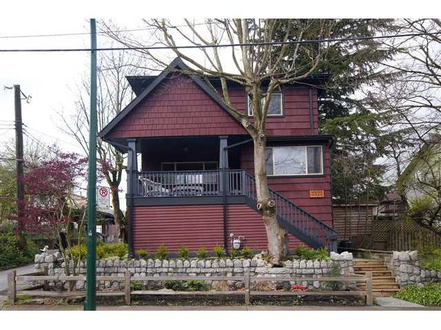 Main Photo: 3821 SOPHIA Street in Vancouver: Main House for sale (Vancouver East)  : MLS(r) # V819933