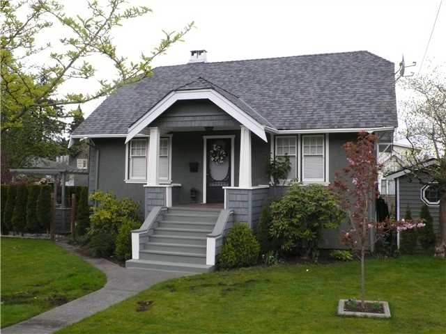 "Main Photo: 923 4TH Street in New Westminster: GlenBrooke North House for sale in ""Upper Glenbrooke"" : MLS(r) # V822825"