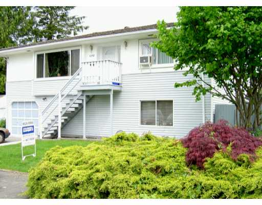 "Main Photo: 11150 CHARLTON ST in Maple Ridge: Southwest Maple Ridge House for sale in ""HAMMOND"" : MLS® # V536115"