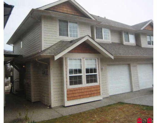 "Main Photo: 1 46158 STONEVIEW Drive in Sardis: Promontory House 1/2 Duplex for sale in ""CEDAR GROVE"" : MLS® # H2804174"