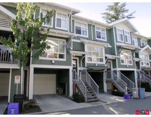 "Main Photo: 162 15168 36TH Avenue in Surrey: Morgan Creek Townhouse for sale in ""Solay"" (South Surrey White Rock)  : MLS® # F2826735"