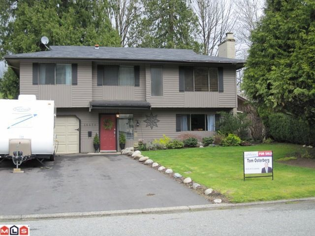 Main Photo: 35371 WELLS GRAY Avenue in Abbotsford: Abbotsford East House for sale : MLS® # F1007921