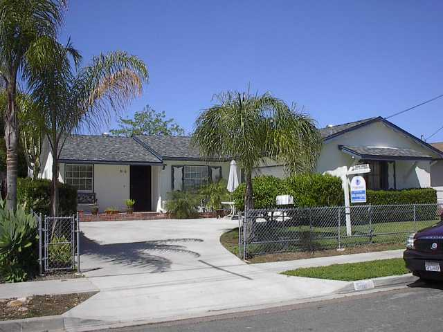 Main Photo: CLAIREMONT House for sale : 4 bedrooms : 5110 Uniontown in San Diego