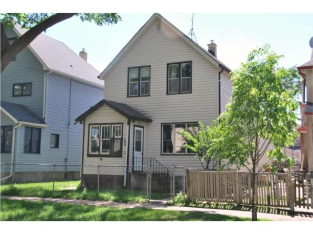 Main Photo: 386 COLLEGE Avenue in WINNIPEG: North End Residential for sale (North West Winnipeg)  : MLS® # 1011276