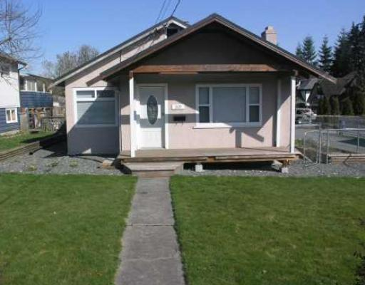 Main Photo: 309 HOLMES Street in New Westminster: The Heights NW House for sale : MLS(r) # V789334