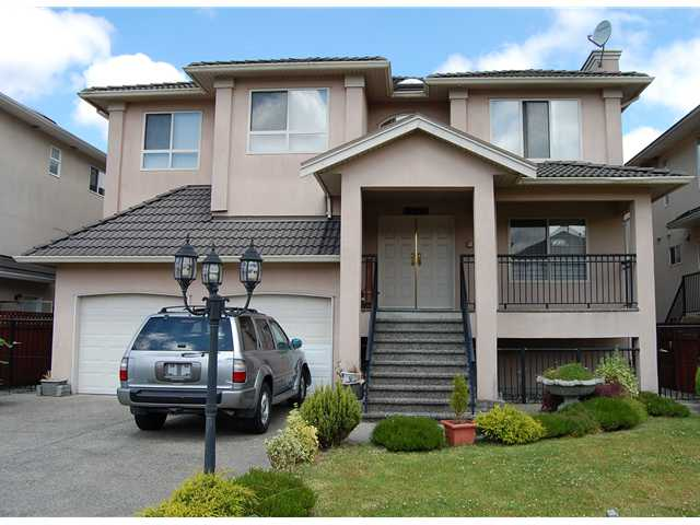 Main Photo: 1233 GALBRAITH Avenue in New Westminster: Queensborough House for sale : MLS®# V838858